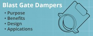 What are Blast Gate Dampers?