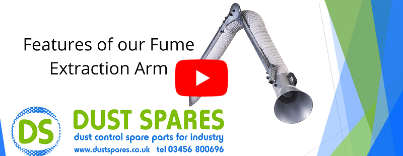 Fume Arm Banner for Transcript