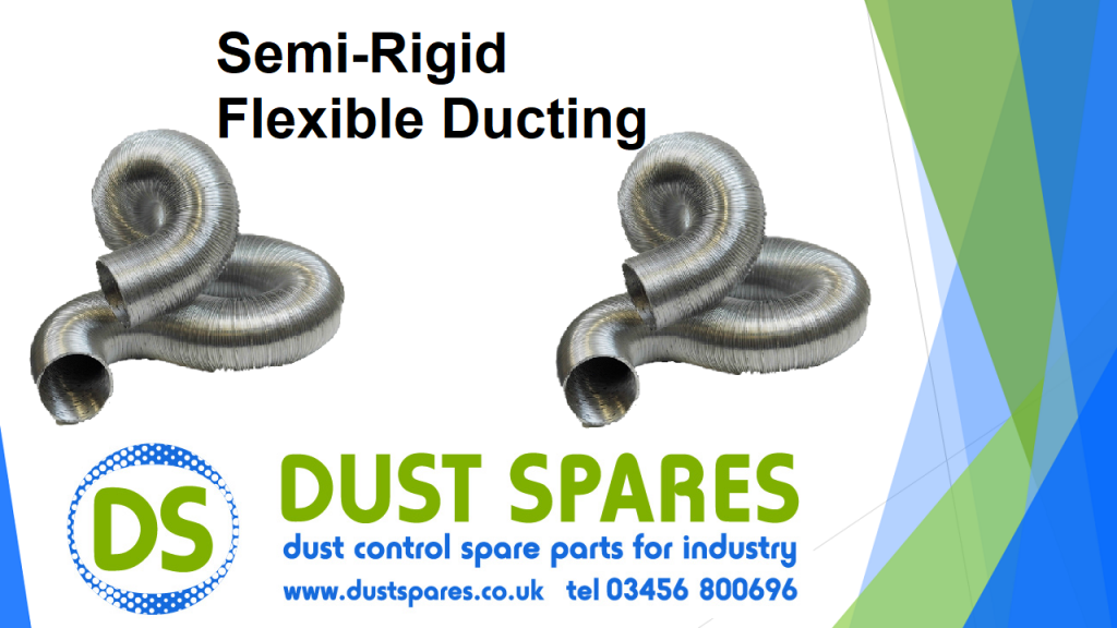 Semi Rigid Flexible Ducting B