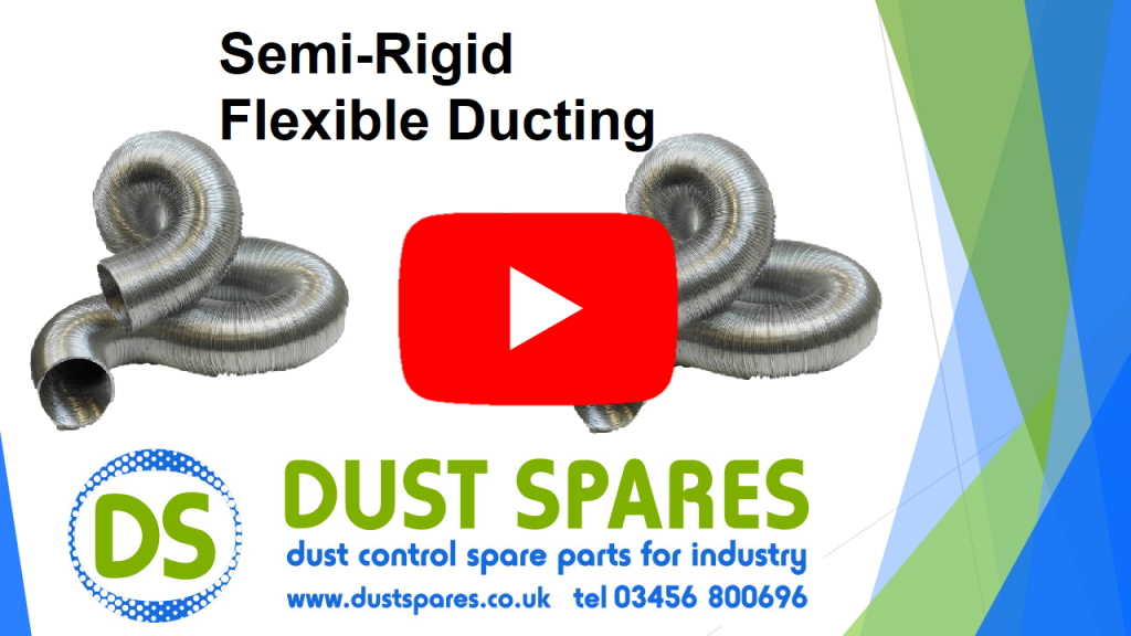 Semi Rigid Flexible Ducting