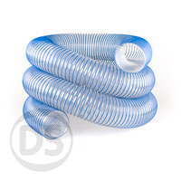 Heavy Duty Blue Spiral