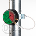 Differential Pressure Gauge Duct Kit