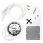 Magnehelic Pressure Gauge Unit Kit