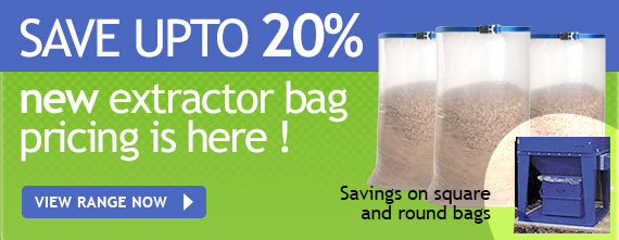Extractor Bags